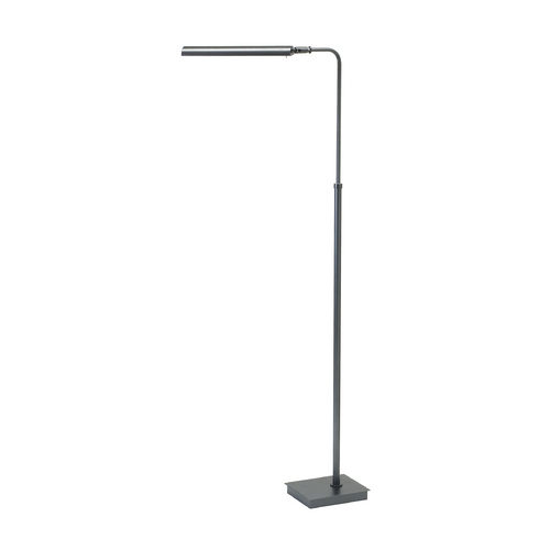 House of Troy Lighting Modern LED Swing Arm Lamp in Granite Finish G300-GT