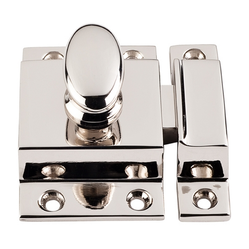 Top Knobs Hardware Cabinet Knob in Polished Nickel Finish M1784