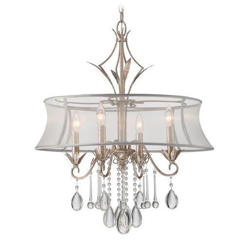 Quoizel Lighting Quoizel Silhouette Gold Chandelier SLT5004IF