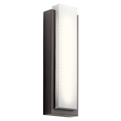Kichler Lighting Kichler Lighting Dahlia LED Outdoor Wall Light 49558AZLED