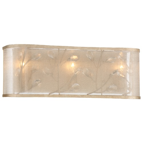Minka Lavery Minka Sara's Jewel Nanti Champaign Silver Bathroom Light 3433-252