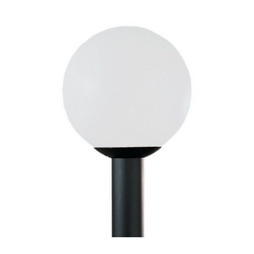 Sea Gull Lighting White Globe Post Light 8252-68