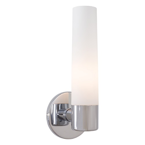 George Kovacs Lighting 12-1/2-Inch Tall Modern Sconce P5041-077