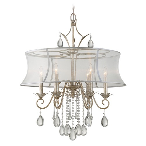 Quoizel Lighting Quoizel Silhouette Gold Chandelier SLT5006IF