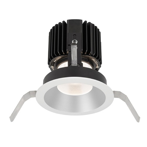 WAC Lighting WAC Lighting Volta Haze White LED Recessed Trim R4RD1T-S840-HZWT