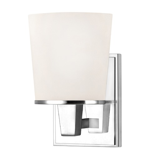 Dolan Designs Lighting Dolan Designs Ellipse Chrome Sconce 1096-26