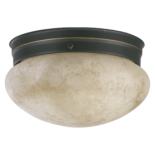 Quorum Lighting Quorum Lighting Old World Flushmount Light 3026-8-95
