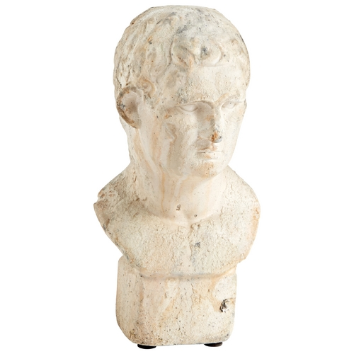 Cyan Design Cyan Design the Great Antique White Sculpture 06889