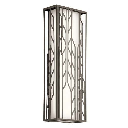 Kichler Lighting Kichler Lighting Magnolia LED Outdoor Wall Light 49606OZLED