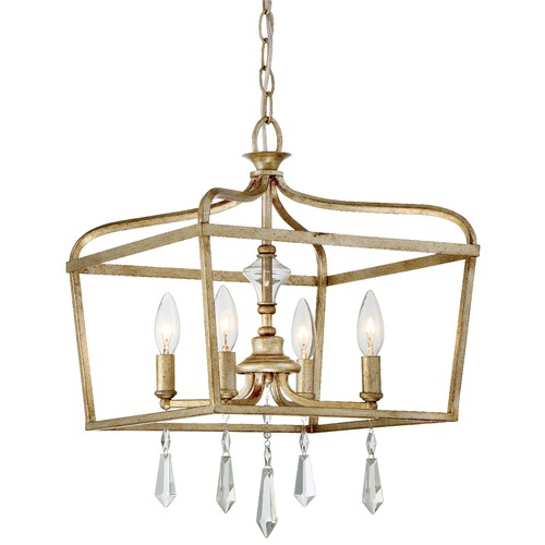 Minka Lavery Minka Laurel Estate Brio Gold Pendant Light 4447-582