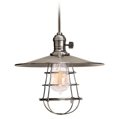 Hudson Valley Lighting Mini-Pendant Light 8002-HN-MS1-WG