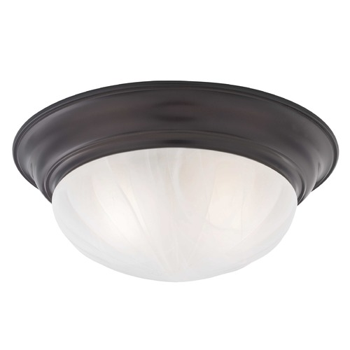 Design Classics Lighting 14-Inch Flushmount Ceiling Light 1562-30
