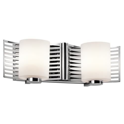Kichler Lighting Kichler Lighting Selene Chrome Bathroom Light 45432CH