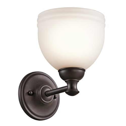 Kichler Lighting Kichler Lighting Marana Oil Rubbed Bronze Sconce 45611ORZ
