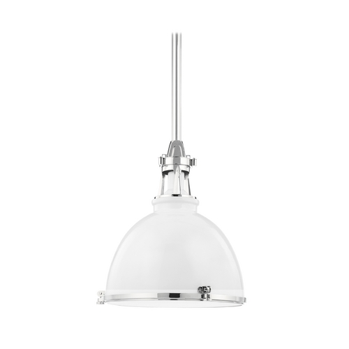 Hudson Valley Lighting Pendant Light in Polished Nickel Finish 4620-WPN