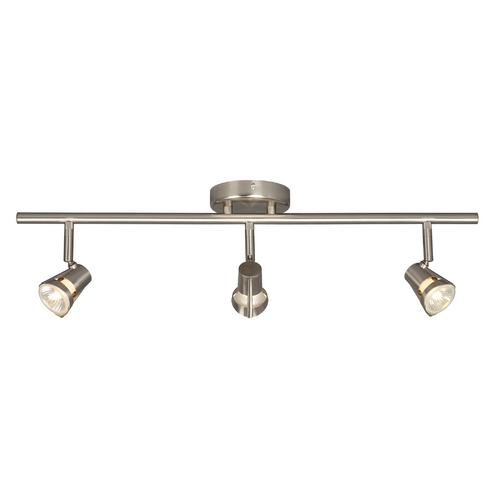 Galaxy Excel Lighting Three-Light Halogen Fixed Rail 755593BN