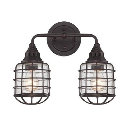 Savoy House Savoy House Lighting Connell English Bronze Bathroom Light 8-575-2-13