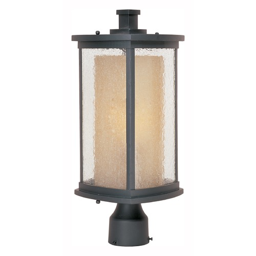 Maxim Lighting Maxim Lighting Bungalow LED Bronze LED Post Lighting 55650CDWSBZ