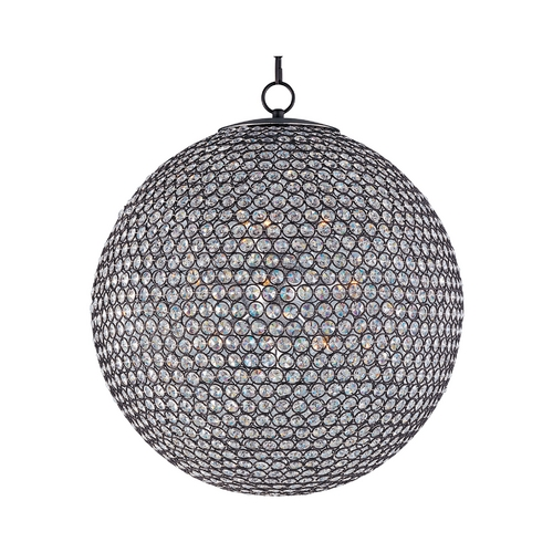 Maxim Lighting Modern Pendant Light in Bronze Finish 39887BCBZ