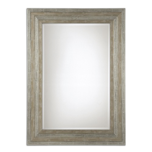 Uttermost Lighting 36-inch Tall Rectangle Decorative Wall Mirror 11217-B