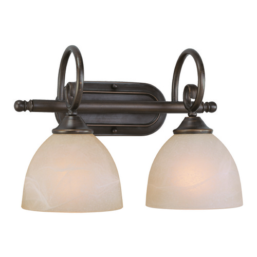 Jeremiah Lighting Jeremiah Raleigh Old Bronze Bathroom Light 25302-OB