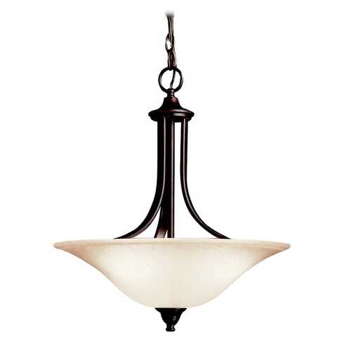 Kichler Lighting Kichler Pendant Light in Tannery Bronze Finish 3502TZ