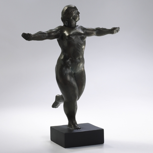 Cyan Design Cyan Design Dancing Lady Bronze Sculpture 01795
