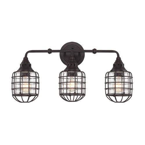 Savoy House Savoy House Lighting Connell English Bronze Bathroom Light 8-575-3-13
