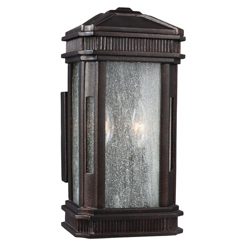 Feiss Lighting Feiss Lighting Federal Gilded Bronze Outdoor Wall Light OL10800GBZ