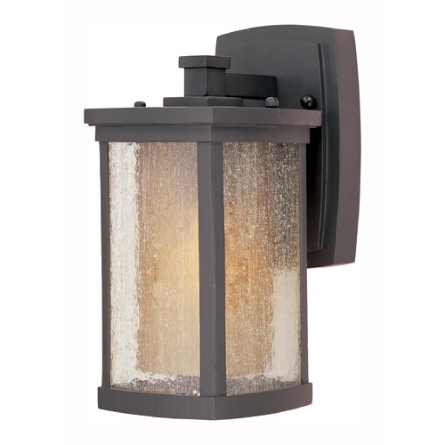 Maxim Lighting Maxim Lighting Bungalow LED Bronze LED Outdoor Wall Light 55652CDWSBZ