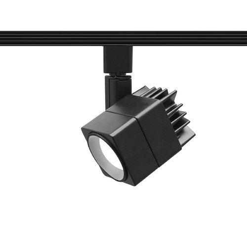 WAC Lighting WAC Lighting Black LED Track Light J-Track 3000K 660LM J-LED207-30-BK