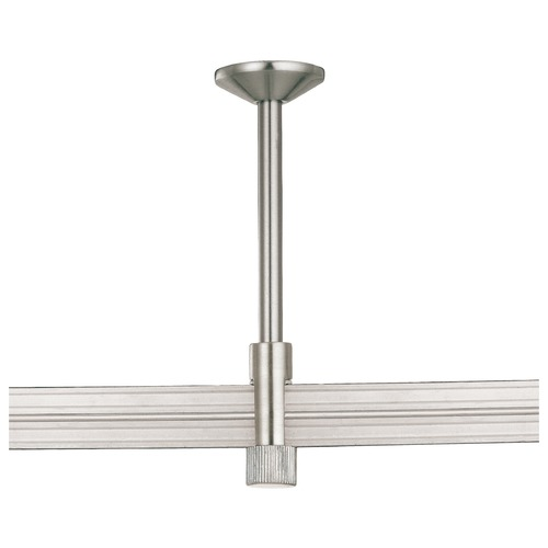 George Kovacs Lighting Rail, Cable, Track Accessory in Brushed Nickel Finish GKST1000-084
