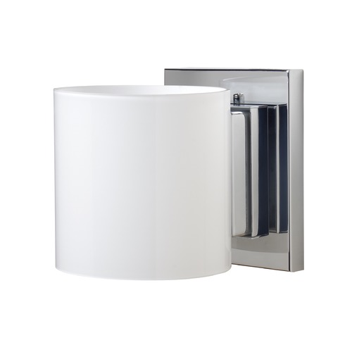 Besa Lighting Besa Lighting Pogo Chrome Sconce 1WS-718006-CR