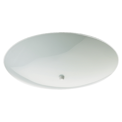 Quorum Lighting Quorum Lighting White Flushmount Light 3029-15-6