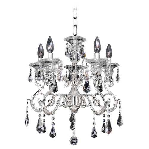 Allegri Lighting Haydn 5 Light Chandelier 023653-014-FR001