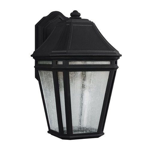 Feiss Lighting Feiss Lighting Londontowne Black Outdoor Wall Light OL11301BK