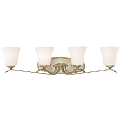 Minka Lavery Minka Laurel Estate Brio Gold Bathroom Light 3444-582