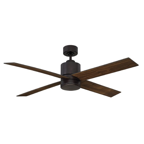 Savoy House Savoy House Lighting Dayton English Bronze LED Ceiling Fan with Light 52-6110-4WA-13