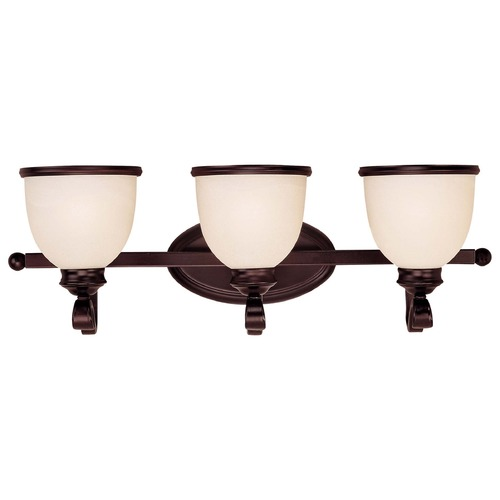 Savoy House Savoy House English Bronze Bathroom Light 8-5779-3-13
