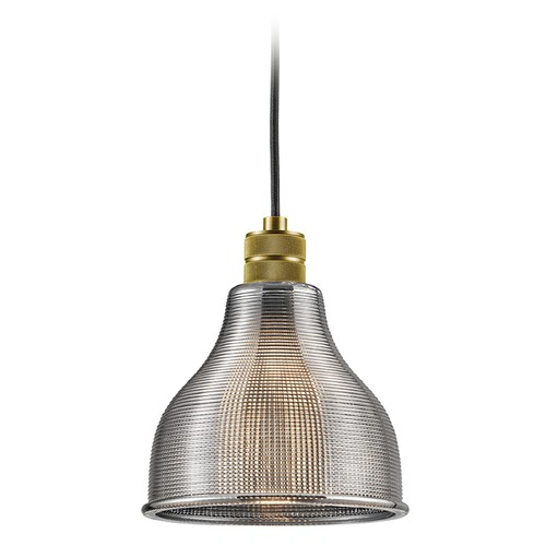 Kichler Lighting Kichler Lighting Devin Mini-Pendant Light with Bowl / Dome Shade 43551NBR