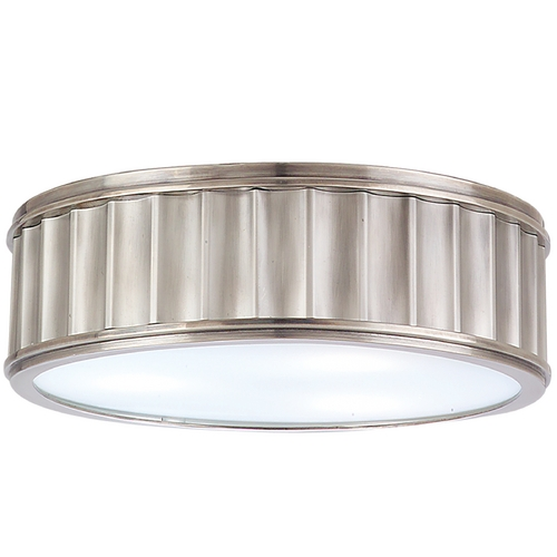 Hudson Valley Lighting Flushmount Light in Historic Nickel Finish 911-HN