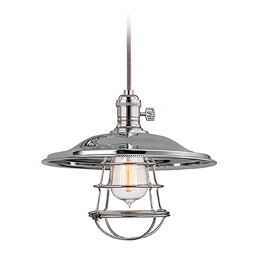 Hudson Valley Lighting Mini-Pendant Light 8002-PN-MS2-WG