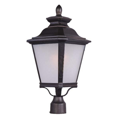 Maxim Lighting Maxim Lighting Knoxville Ee Bronze Post Light 85621FSBZ