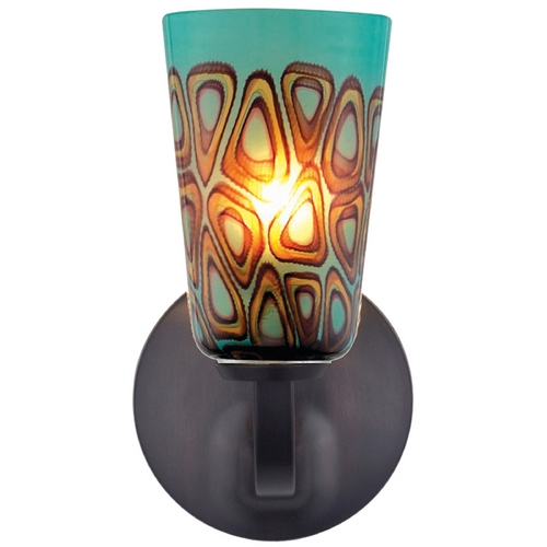 Oggetti Lighting Oggetti Lighting Carnivale Dark Bronze Sconce 22-5657F