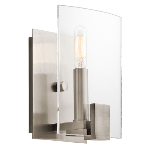 Kichler Lighting Kichler Lighting Signata Classic Pewter Sconce 45701CLP