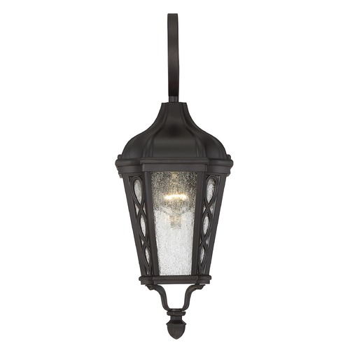 Savoy House Savoy House Lighting Hamilton English Bronze Outdoor Wall Light 5-410-13