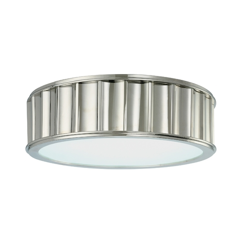 Hudson Valley Lighting Flushmount Light in Polished Nickel Finish 911-PN