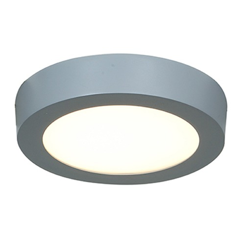 Access Lighting Access Lighting Strike Silver LED Flushmount Light 20770LEDD-SILV/ACR