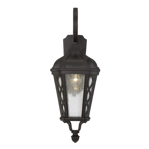 Savoy House Savoy House Lighting Hamilton English Bronze Outdoor Wall Light 5-411-13