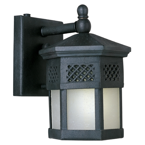 Maxim Lighting Maxim Lighting Scottsdale Ee Country Forge Outdoor Wall Light 86322FSCF